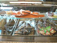 Fischverkauf im Shop